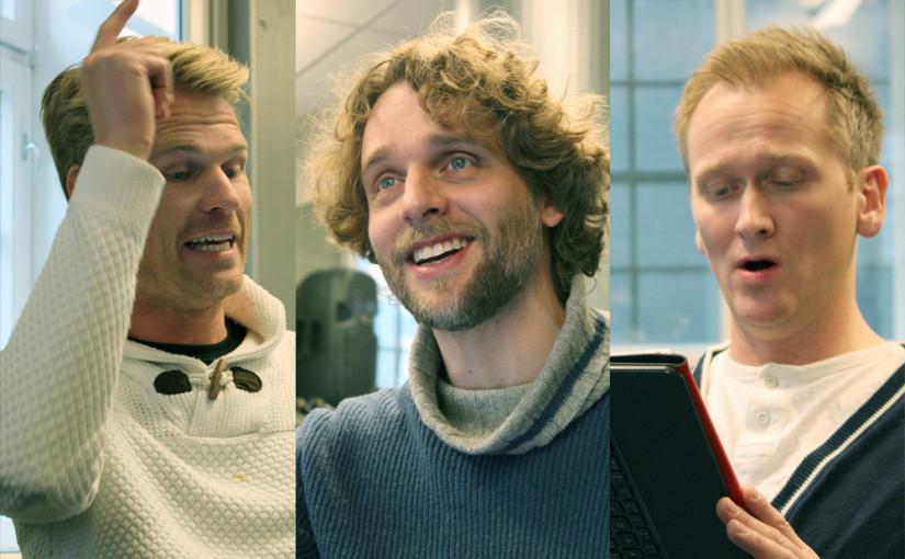 Månedens øver: Nordic Tenors