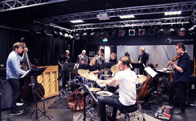 Månedens øver: Trondheim Jazzorkester & Ole Morten Vågan